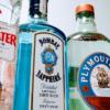 ジンを飲み比べて味をレビュー!有名な5銘柄(ビーフィーター、ボンベイ、プリマス、